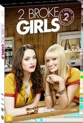 dvd 2 broke girls s2