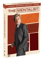 Quarta Temporada Completa The Mentalist