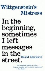 David Markson, Mistress