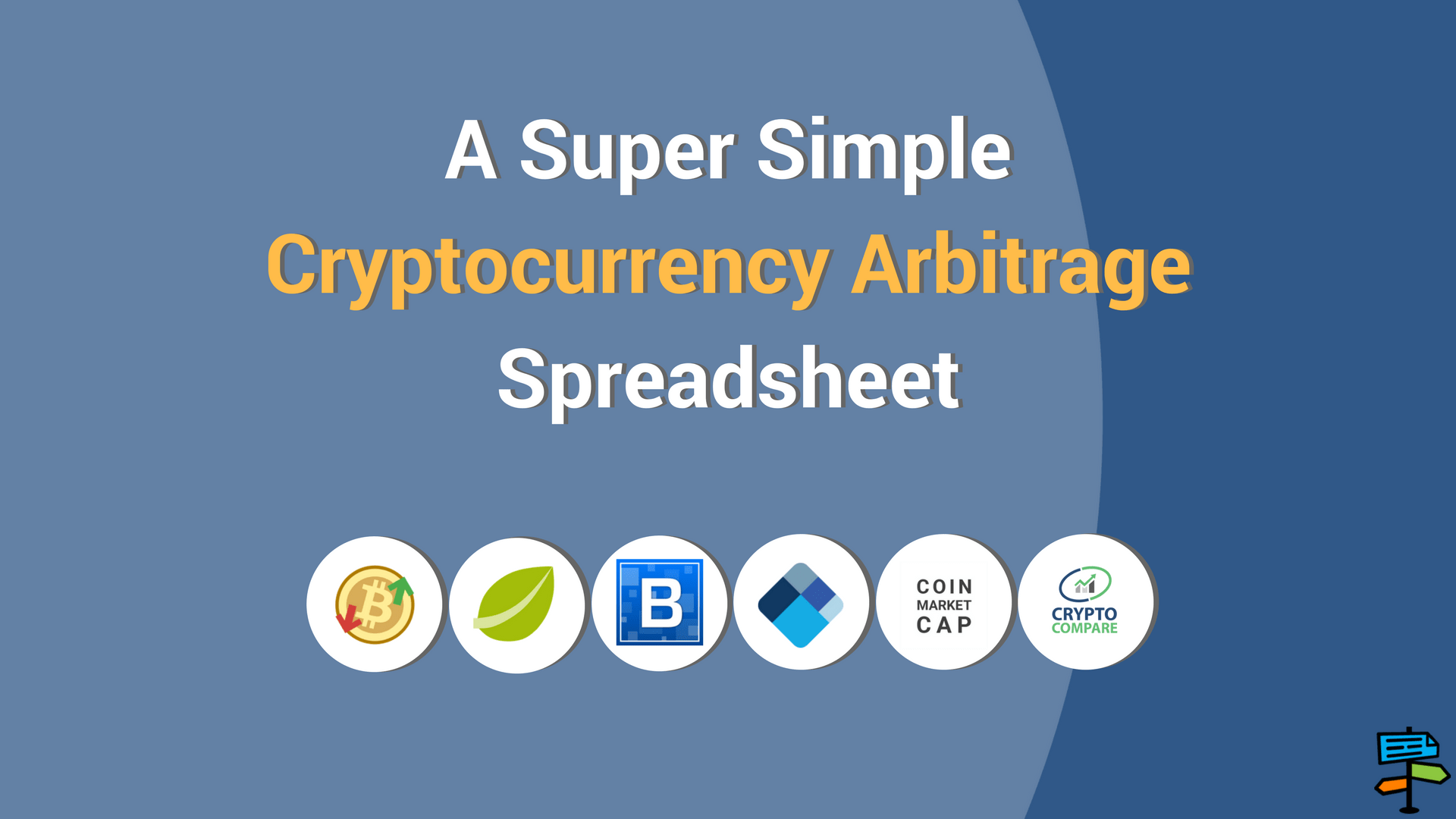 A Super Simple Cryptocurrency Arbitrage Spreadsheet for Finding ...