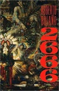 Roberto Bolano 2666