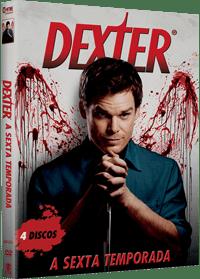 dvd dexter s6