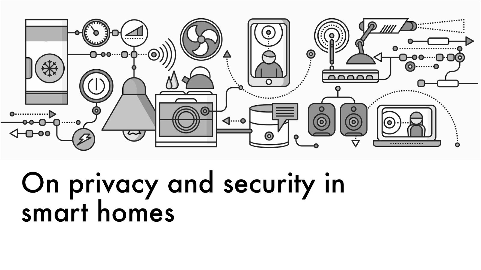 On Privacy and Security in Smart Homes