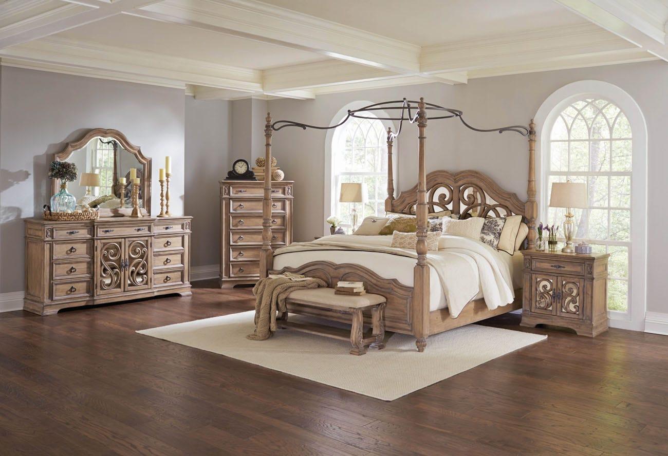 Classy Amp Elegant Traditional Bedroom Design Dior