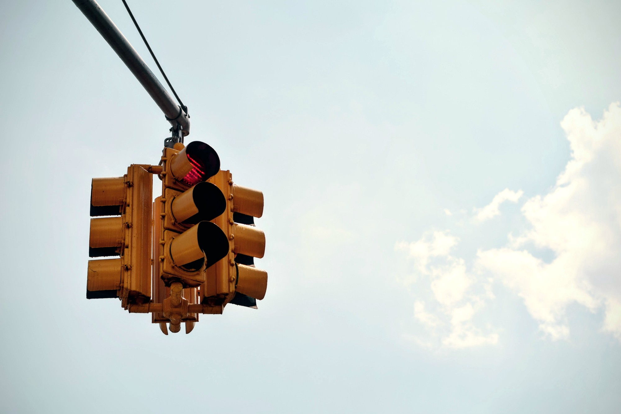 Recognizing Traffic Lights With Deep Learning