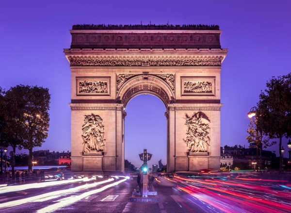 France Arc De Triomphe