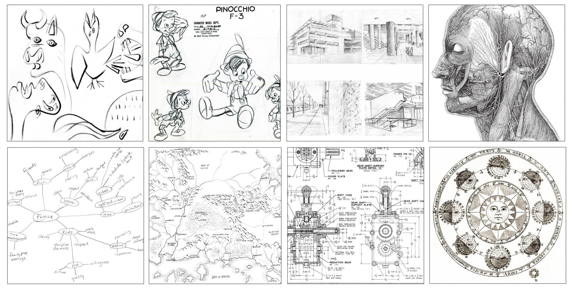 Assisted Drawing – samim