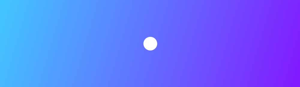 青いグラフィック