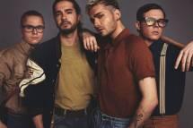 Tokio Hotel Im Studio-interview Durch Den Monsun Und