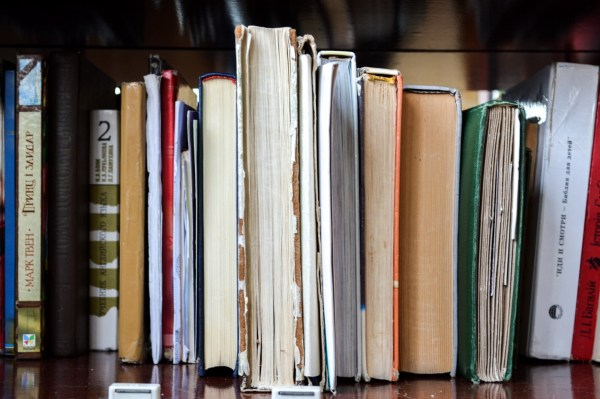 Books Make Writer