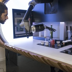Kitchen Robot Kohler Undermount Sink Everything You Wanted To Know About Moley The Intelligent Personalized Robotic Chef