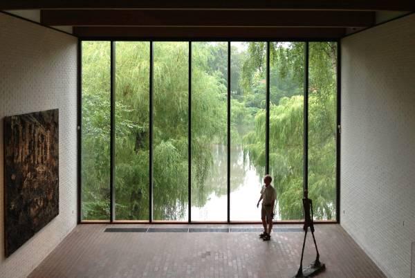 Louisiana Museum Of Modern Art Studio Makgill Simple