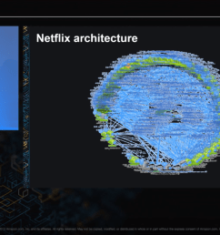 dave hahn a senior engineer from netflix s performance and reliability department shows off the entire architecture of netflix in one flow diagram  [ 1920 x 1080 Pixel ]