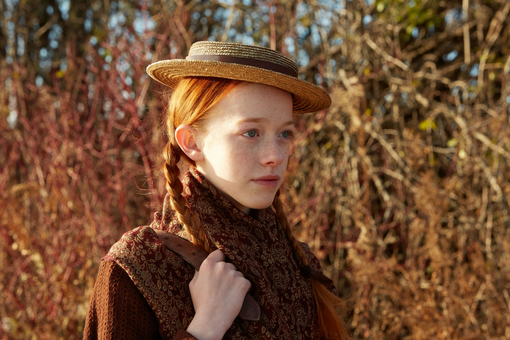 Anne of Green Gables Returns Darker and More Defiant