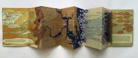 The Artist Book  Accordion Book Project