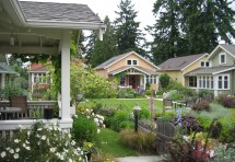 Cottage Clusters Portland Chance Build Community In
