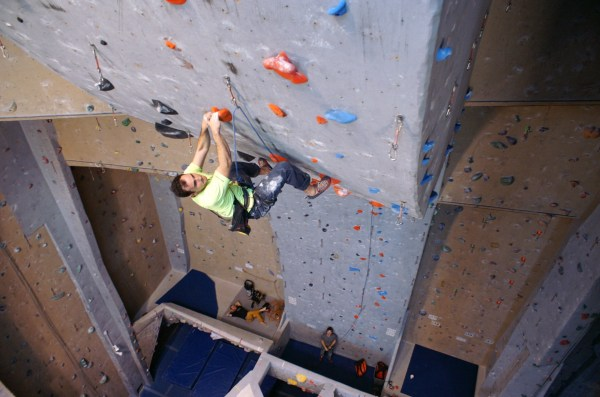 Indoor Lead Climbing & Rope Outdoors