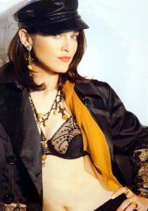 Madonna Like a prayer shoot 2