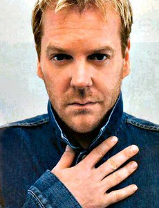 Kiefer Sutherland Profile