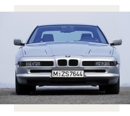 small resolution of the 1988 bmw 8 series the first car to adopt the can bus