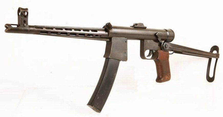 This Rare, Cold War Hungarian Submachine Gun Reappeared in ...