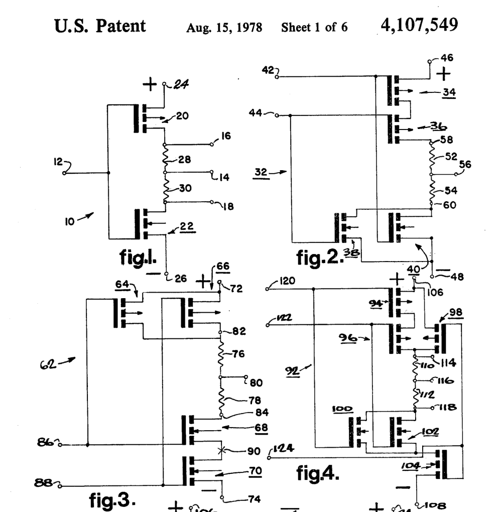 medium resolution of figure 3 is the tnand gate we want with two p channel mosfets on the top and two n channel mosfets on the bottom logic inputs a labeled 86 and b