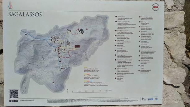 sagalasos yerleşke haritası