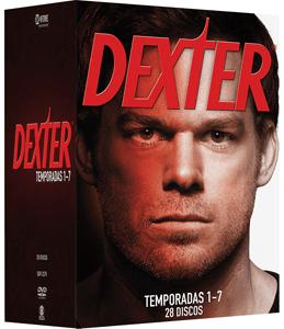 dvd combo dexter