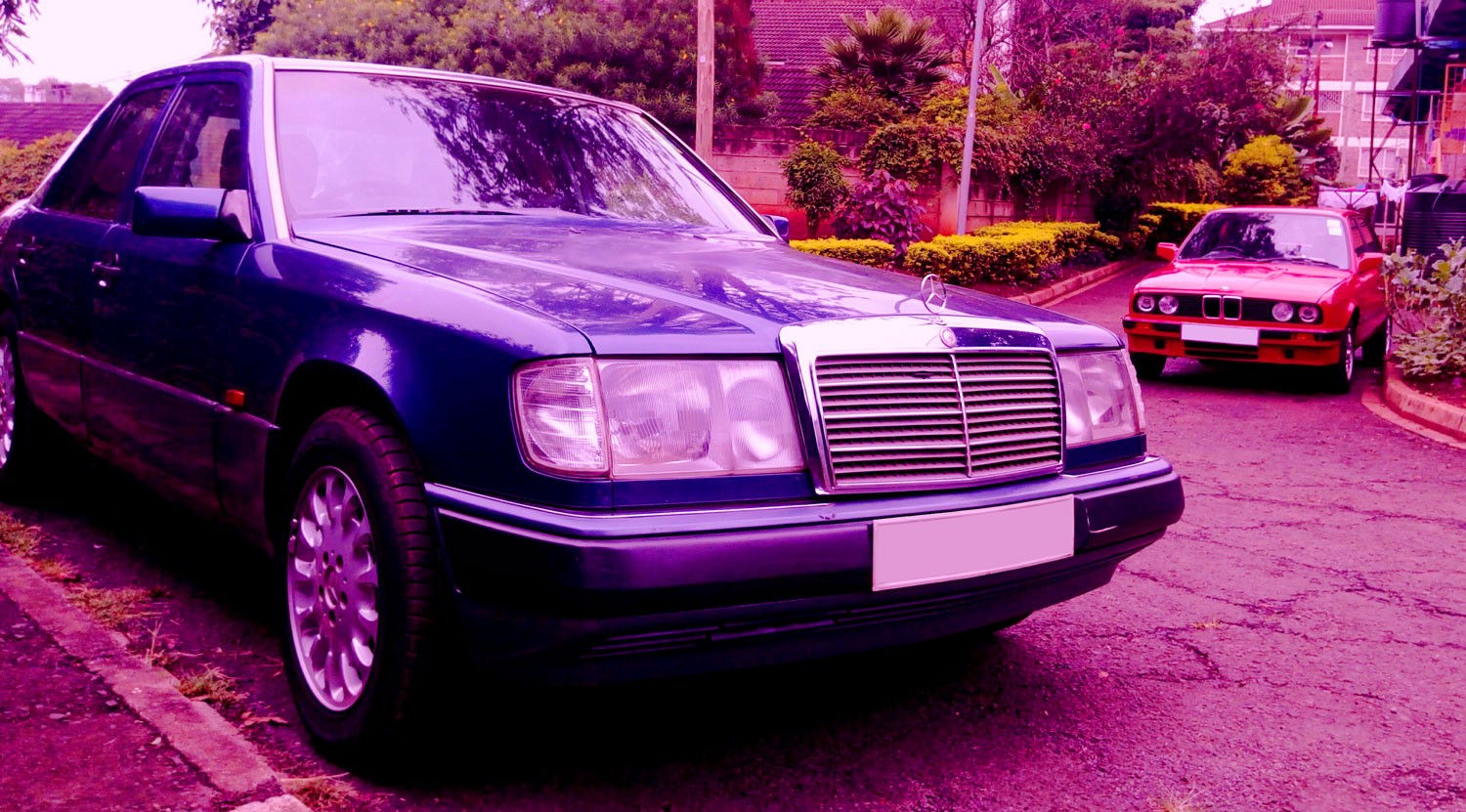 hight resolution of mercedes benz w124 230e service manual