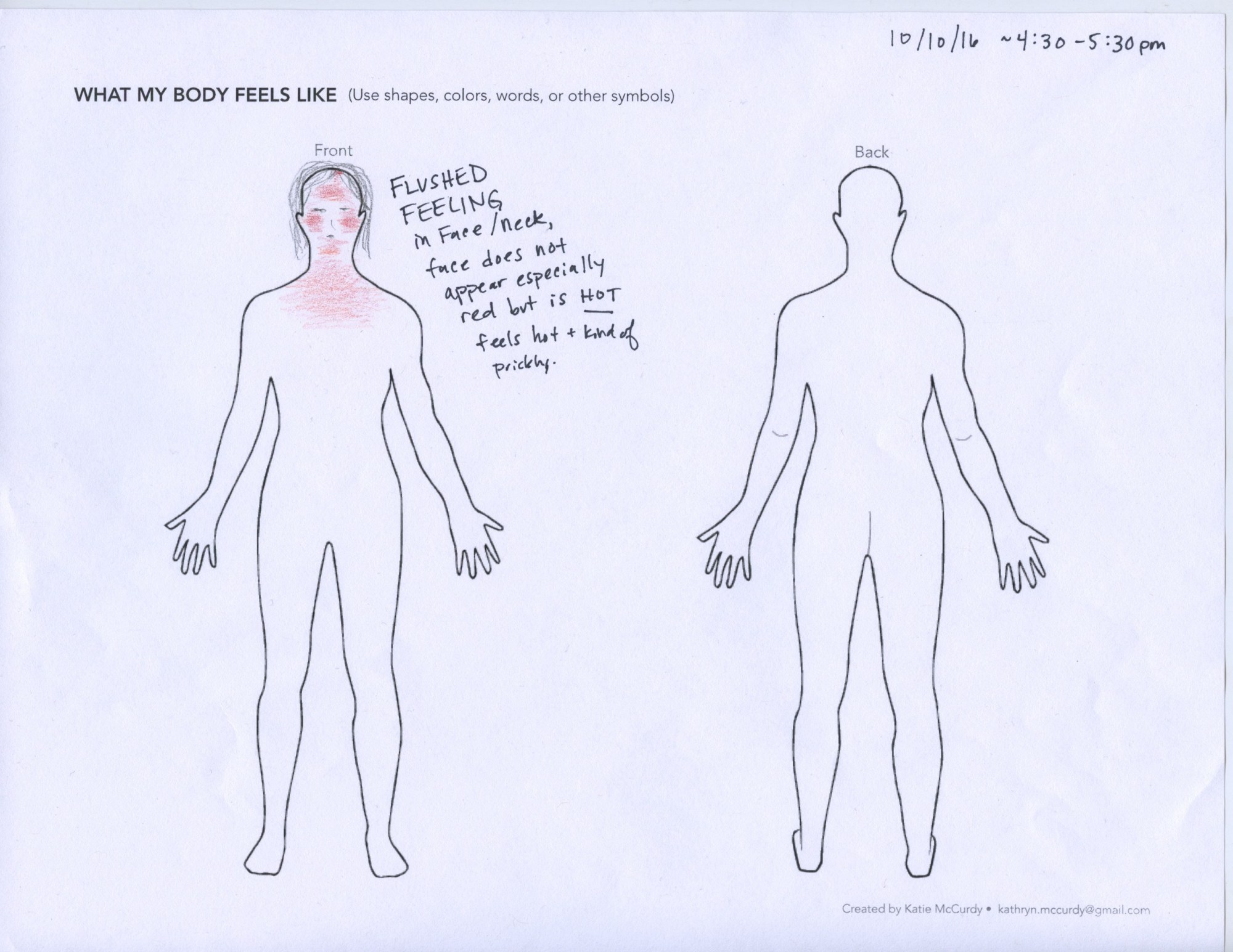 hight resolution of diagram of body drawing