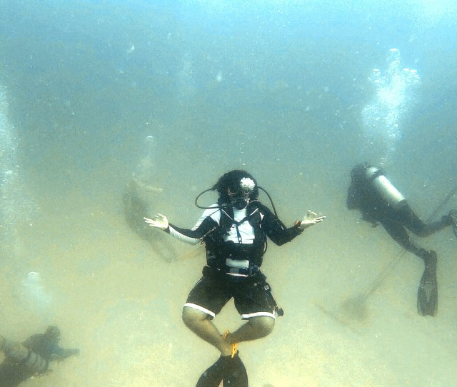 How To Pee Stories From The Scuba Diving World