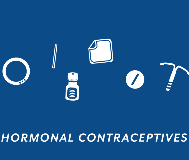 Most American And European Women Will Use At Least One Form Of Hormonal Contraceptive Or Birth Control At Some Point In Their Lives 12