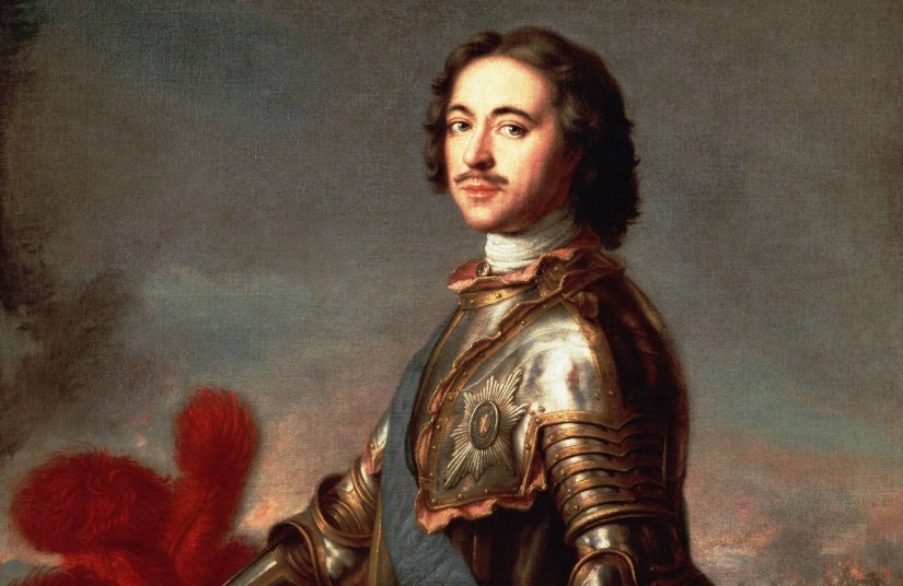 Image result for peter the great