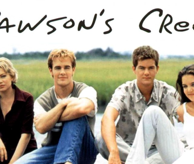 There Is One Thing That Is Clear From The Very First Moments Of Dawsons Creek Dawson Leery Is A Fucking Idiot The Very First Scene Is Of  Year Old