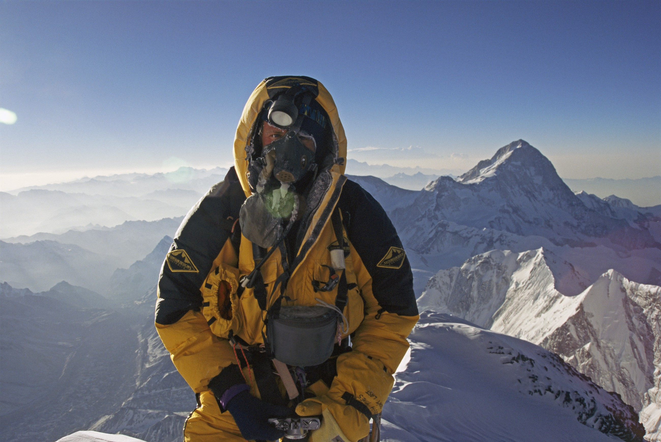 When You Reach The Summit Of Everest You Are Only Halfway
