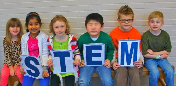 Stem Elementary School Students Instill