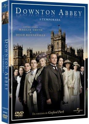 dvd downton abbey 1