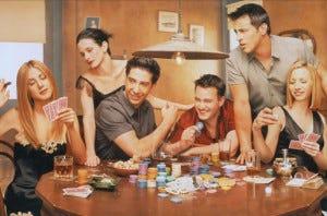 friends-poker