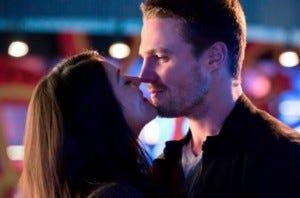 Arrow 1x17 - The Huntress Returns