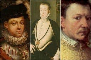Os casamentos de Mary Stuart