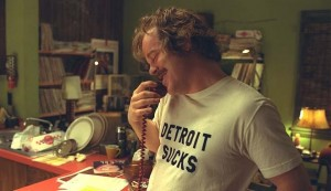 """Hoffman as Lester Bangs in """"Almost Famous"""""""