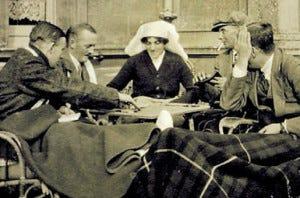 Lady Almina_i Guerra Mundial