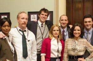 Veep Cast Season 1