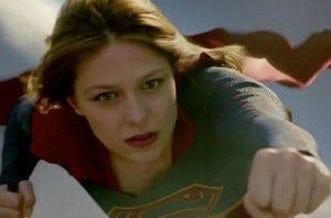 Podcast Supergirl