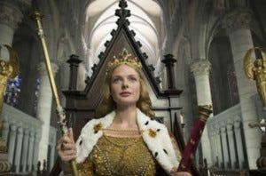 The White Queen Rebecca Ferguson