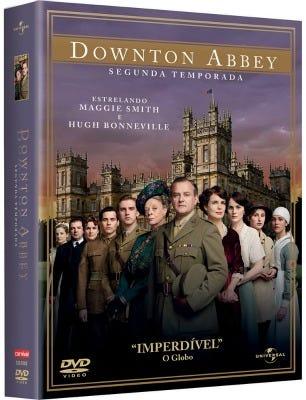 dvd downton abbey 2