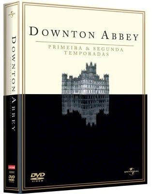 dvd downton abbey 1 e 2