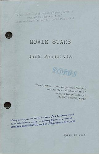 Jack Pendarvis
