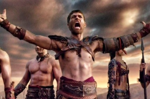 Spartacus 8x9 - The Dead and the Dying