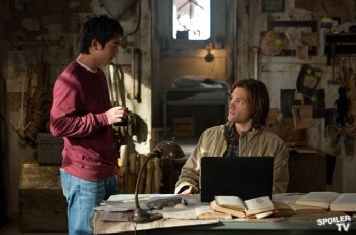 Supernatural 8x14 - Trial and Error